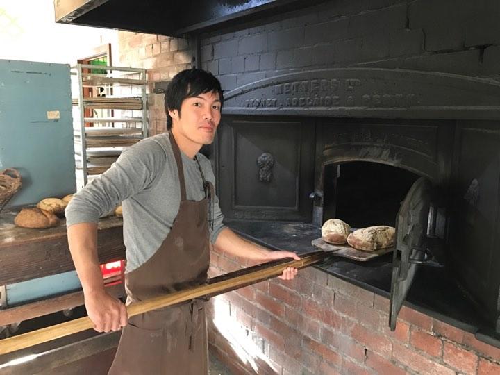 バイロンと日本の食文化の架け橋に。パン職人たちの職業体験日記。