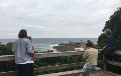 SURF CAMP ! ヤンバ& クレセントヘッドへ。