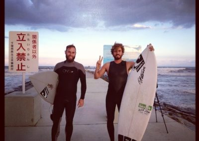 """Typhoon Surfers "" VICE Japan"